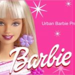 Barbie brand custom transfers