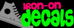 View Iron-on Decals