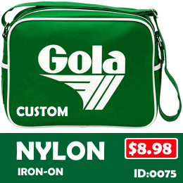 Custom Nylon Iron-on transfer