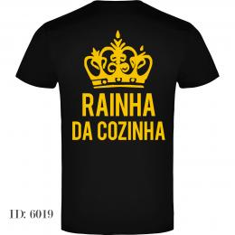 Rainha da Cozinha T-Shirt