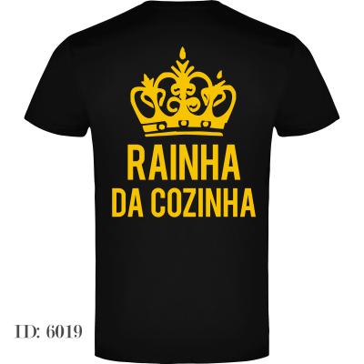 RainRainha da Cozinha T-Shirtsha da Cozinha T-Shirts