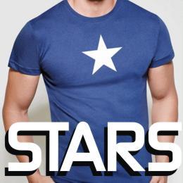 Iron-on Stars