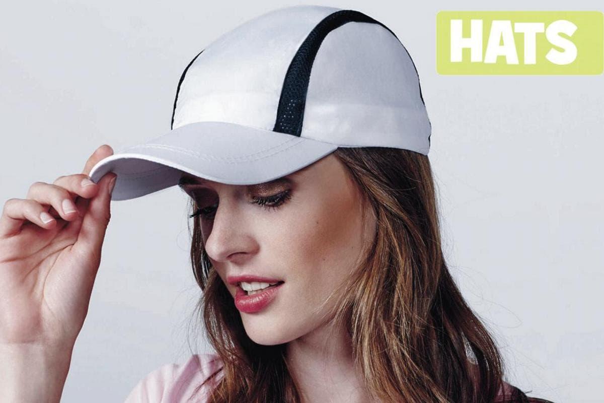 Blank hats and caps headwear