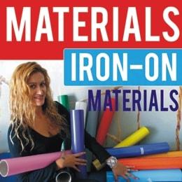 Iron-on Materials