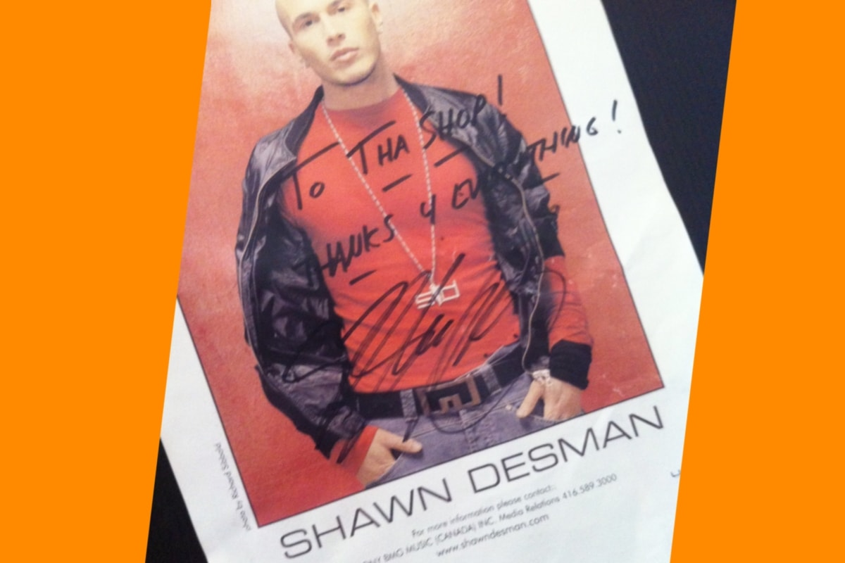 shawn desman custom clothing