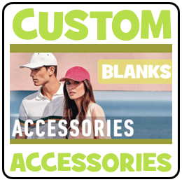 Custom Personalized Accessories