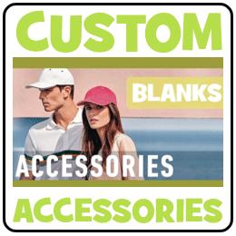 Blank accessories