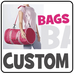 Custom personalized bags