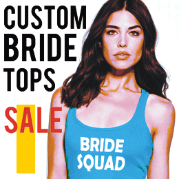 Custom Bride Tops