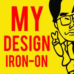 My design Iron-on