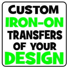 My design Iron-on