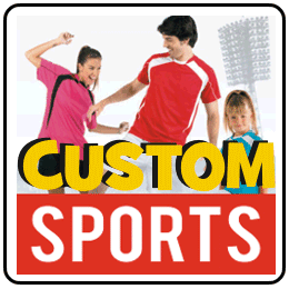 Custom Sports and Fitness gear