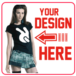 Custom T-Shirts with Your Designs