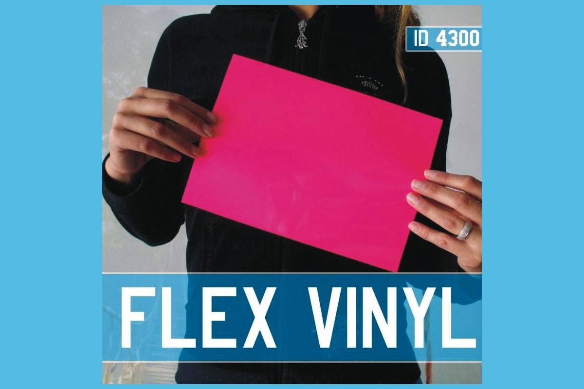Flex Vinyl Transfer Materials