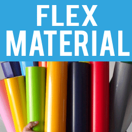 Iron-on Materials FLEX