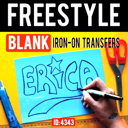 FREESTYLE Iron-on Materials