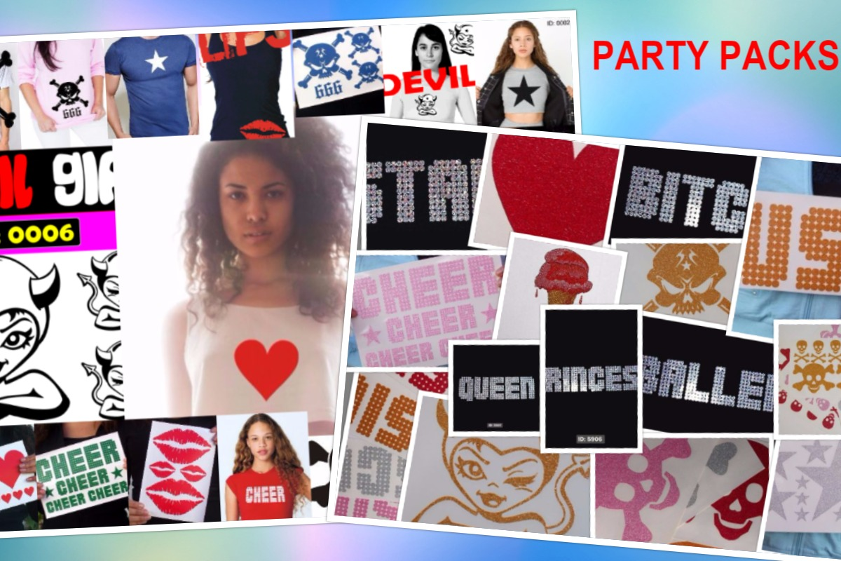 Party Pack Spice up