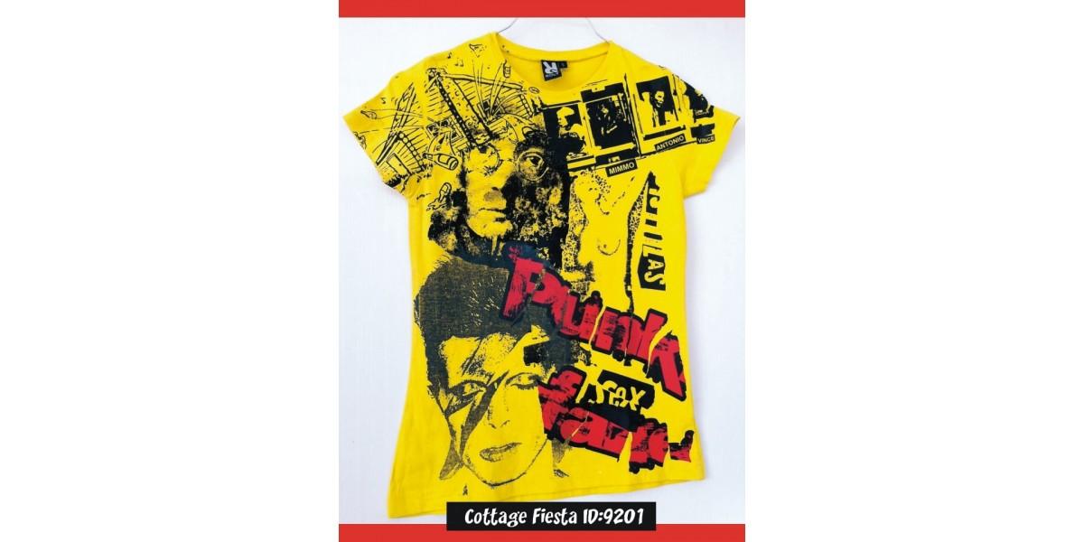 John Lennon Art Shirt Sted