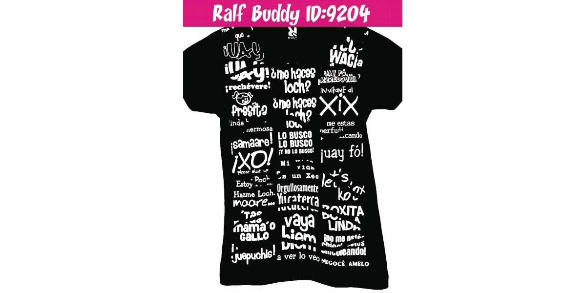RALF Art Shirt Sted
