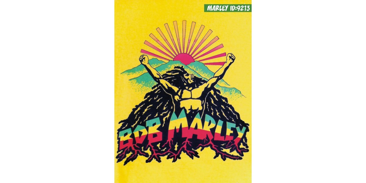 Marley Art Shirt Sted