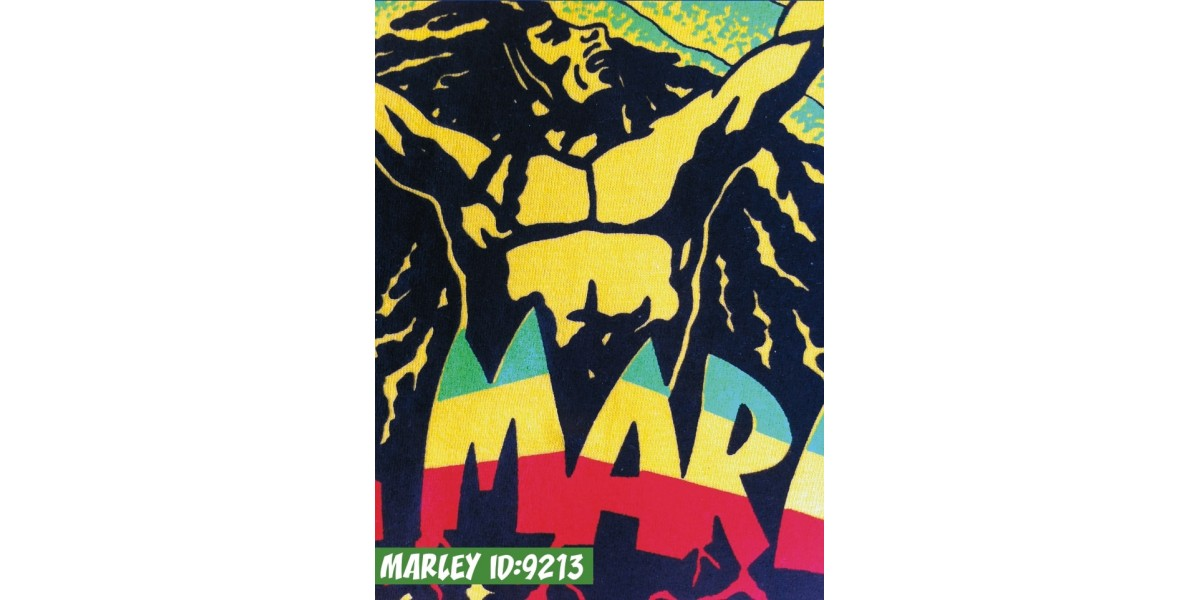 Marley Love Art Shirt Sted