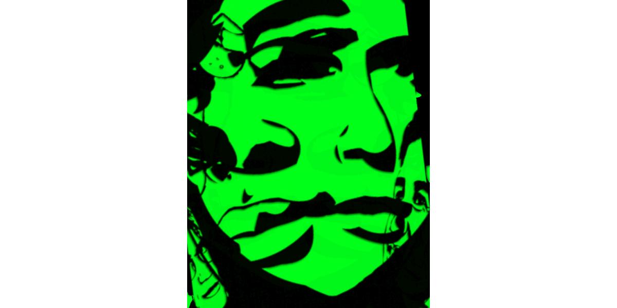 face Garbo