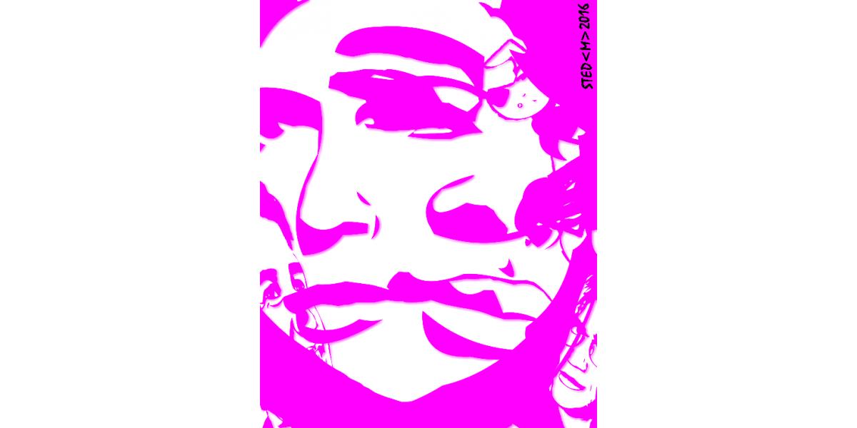 pink De Garbo