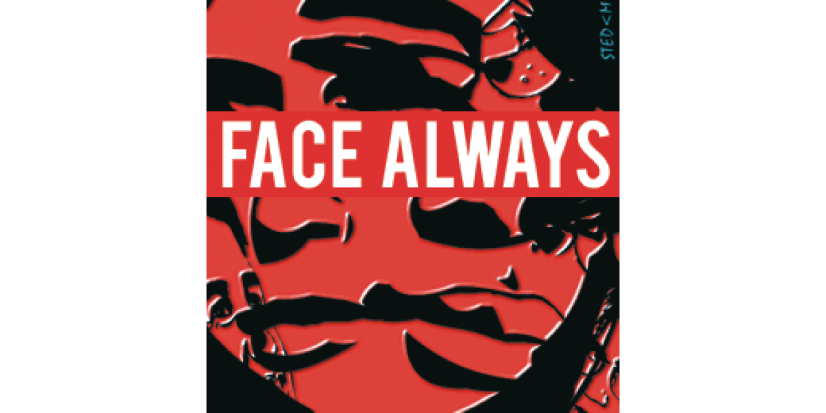 Face Always Collection / scrapboy