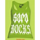Sarah Rocks Ladies Tank Top