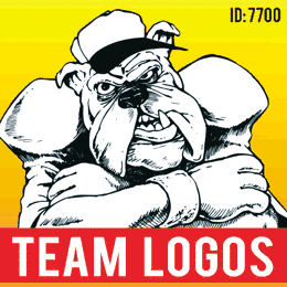 Team Iron-on Logos