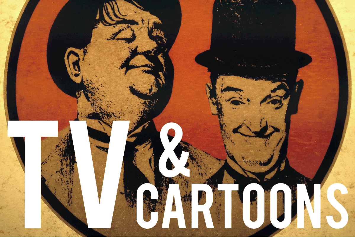 Vintage TV & Cartoons T-Shirts