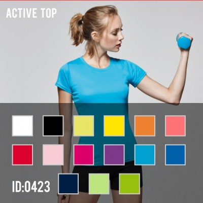 Active T-Shirt Top