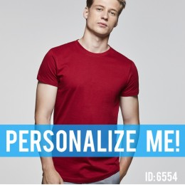 Promo Men T-Shirt Personalize Me!
