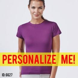 Jamaica Ladies T-Shirt Personalize Me!