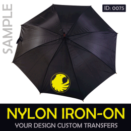 My Design Custom Nylon Iron-on Transfers