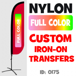 Nylon Full Color Designs