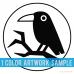 Regular Size Transfer Sheet 1 Color Designs Custom Plastisol Transfers