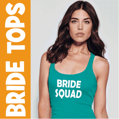Bride T-Shirt Tops ready to wear