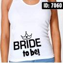 Custom Bride to Be T-Shirt