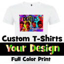 Photo Design Custom T-Shirts