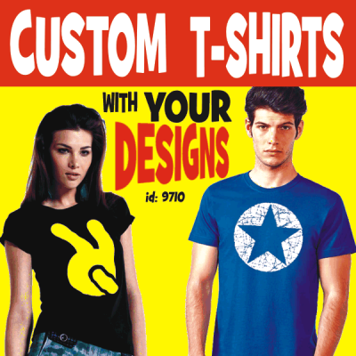 Custom T-Shirts Flex Design