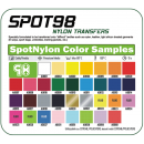 Nylon Iron-on Transfer Sheets