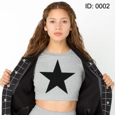 Stars Iron-on Decals