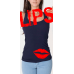 Lips Iron-on Decals