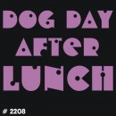 Dog Day Iron-on Decal