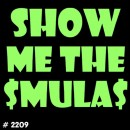Show Mula Iron-on Decal