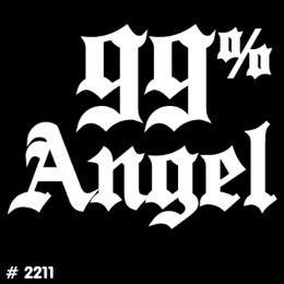 Angel T-Shirt Decal