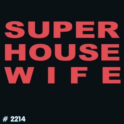 Super Wife Iron-on Decal
