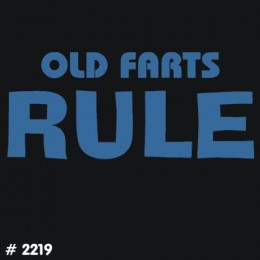 Farts Rule T-Shirt Decal