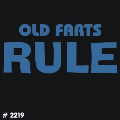 Farts Rule Iron-on Decal